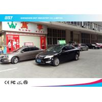 Buy cheap Waterproof P2.5 Taxi Led Display Full Color advertising Video Program 3G/4G/WIFI/SB from wholesalers
