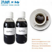 Buy cheap Most popular food grade PG/VG based high quality concentrate Coffee flavor for E from wholesalers