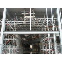 Buy cheap Custom Efficient construction scaffold labor - saving for construction building from wholesalers