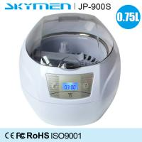 Buy cheap ABS Portable Digital Dental Instrument Ultrasonic Cleaner 750ml Mini size from Wholesalers