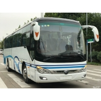 Buy cheap ZK6107HB 17 year uaed Yutong Bus 49 seats Non-operational car YC Engine from wholesalers