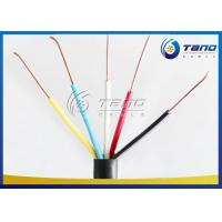 Buy cheap Fire Retardant PVC Insulated Copper Cable 300 / 500V with Jacket from wholesalers