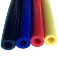 Buy cheap FDA food grade flexible silicone tubing soft custom size silicone rubber hose with high quality from wholesalers