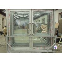 Buy cheap Outdoor Event Tent Single Tempered Saftety Glass Aluminum Alloy Casement Door For Shopping Mall from wholesalers