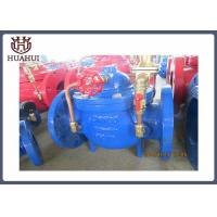 Buy cheap Ss420 Stem Pressure Control Valve T Type Iron Body Expoxy Coating For Water product