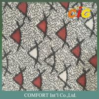 Buy cheap Print Fabric for Upholstery Auto Printing Automotive Upholstery Fabric product