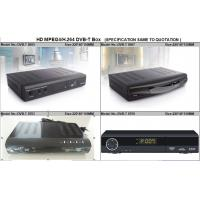 Buy cheap SD DVB-T Receiver from wholesalers