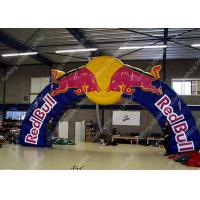 Buy cheap Decorative / Advertising Inflatable Arch With 210D Oxford Cloth from wholesalers
