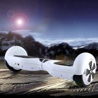 Buy cheap 6.5 Two wheels Smart Balance Hoverboard UL2272 Certified Electric Self Balance Hoverboard with Light Sensor LED Factory from wholesalers