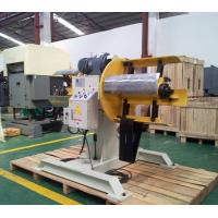 Automatic Steel Coil Decoiler Machine With Heavy Load