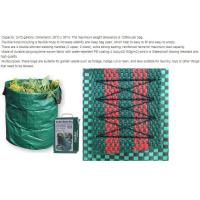 Buy cheap 272L PP new material durable leaf collection garden waste bag,Garden Waste Bags Lawn Leaf Bag 32 gallons, bagplastics, p from wholesalers