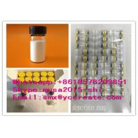 Buy cheap White crystalline Fat Decomposition Polypeptide Melanotan-II /121062-08-6 /10mg/vail from wholesalers