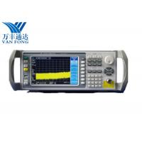 Buy cheap Auto Calibration Portable Spectrum Analyzer High Dynamic Range 30 Hz ~ 3 GHz 6 GHz from wholesalers