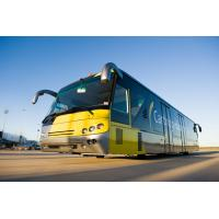 Buy cheap 102 Passenger Low Floor Buses Airport Passenger Bus With Anti - Slip Rubber Floor from wholesalers