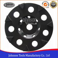 Buy cheap Triangle Segment Diamond Grinding Wheels With SGS / GB Certificate from wholesalers
