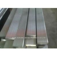 Buy cheap UNS ASTM Duplex 2304 Stainless Steel / Stainless Steel Flat Bars Bright Finish from wholesalers
