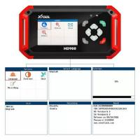 Buy cheap XTOOL HD900 Heavy Duty Truck Code Reader DIAGNOSTIC TOOL KEY from wholesalers