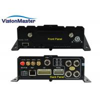 Buy cheap DC 8-36V 4 Channel Vehicle Dvr , 1080P Mobile Digital Video Recorder 2TB HDD from wholesalers