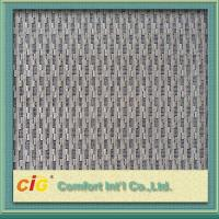 Woven Custom Vehicle Grey Upholstery Fabric for Seat Cover / Lining