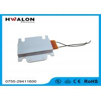 Buy cheap Aluminum Boat Shape PTC Ceramic Heating Element 12v~270v  For Wax Heater from wholesalers