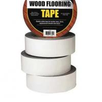 Buy cheap Double Sided Carpet Tape wood flooring  tape excellent for masking line-to-line fit from wholesalers