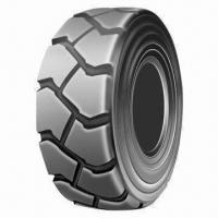Buy cheap Forklift Tire, 4.00-8/5.00-8/6.00-9/6.50-10/7.00-9/7.00-12/7.00-15/7.50-15/8.25-12/8.25-15 Size from wholesalers
