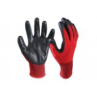 Buy cheap Nitrile Coated Cut Resistant Safety Work Gloves/CRG-03-R from wholesalers