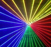 Buy cheap 1w 640RGB full color dj laser light Max50kpps analog from wholesalers