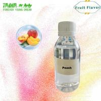 Buy cheap TAIMA More than 500 kinds of flavours food grade VG based high concentrate Peach flavor for vape product