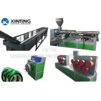 Buy cheap 120 M / Min Speed PET Bottle Recycling Machine Pet Strap Production Line product
