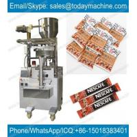 Buy cheap price washing powder bags packaging machines,full automatic high quality small sachet powder bag packer from wholesalers