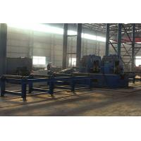 Buy cheap Multi-Function Hydraulic Straightening Machine , H Beam Production Line from wholesalers