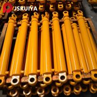 Buy cheap Single Acting Agricultural Hydraulic Cylinders / Dump Truck Hydraulic Arm Cylinder from wholesalers