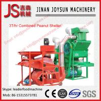 China Almond shelling production line all natural almond sheller machine on sale