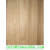 Buy cheap CHINESE ASH VENEER from wholesalers