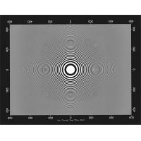 Buy cheap 3NH ITE Circular Zone Plate Chart  Camera Test Chart product