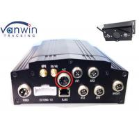 Buy cheap AHD 720P 3G Mobile DVR 4 Channel CCTV SD Card People Counter For School Bus from wholesalers