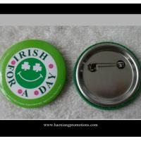 Buy cheap Custom Print Tin Badge / Button Badge / plastic badge/metal badges with low price from wholesalers