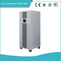 Buy cheap 400 Vac 100KVA Low Frequency Online UPS Single Phase High Intelligence Low Consumption from wholesalers