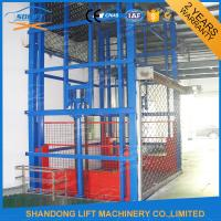 Buy cheap Hydraulic Vertical Lifting Equipment , 2 Ton Warehouse Heavy Duty Lift Tables from wholesalers
