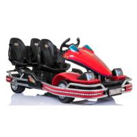 Buy cheap 3 seater kids cheap electric rc cars wholesale,plastic kids cheap rc cars for sale from wholesalers
