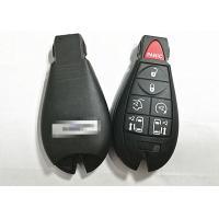 Buy cheap Chrysler Town & Country 2008-2016 6+1 Button Dodge Ram Remote Key FOBIK FCC ID IYZ-C01C product