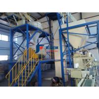 Buy cheap Dry Mortar Valve Bag Filling Machine / Valve Bag Packing Machine Easy Operating from wholesalers