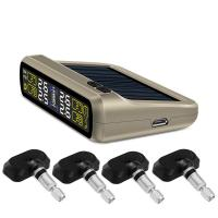 Buy cheap New Arrival Solar Car TPMS Sensor Tyre Pressure Monitoring with 4 Tire Sensors from wholesalers
