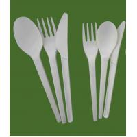 Buy cheap CPLA cutlery/ compostable cutlery/ TPLA cutlery product
