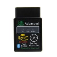 Buy cheap Advanced HH OBD ELM327 V1.5 Interface ELM 327 Mini Bluetooth Android Windows Torque Hardware 1.5 OBD II Diagnostic Scann from wholesalers