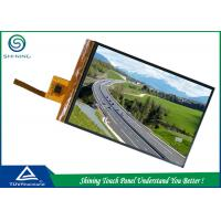 Buy cheap HD Projected Capacitive Touch Panel LCD Conductive ITO with 4.3 Inches product