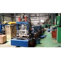 Buy cheap Steel Frame C Z Purlin Roll Forming Machine With 11.5kw Motor And Automatical Cutting Devices from wholesalers