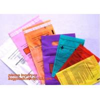 Buy cheap Disposable Autoclavable Polypropylene Bags Medical Packing Ziplock Sealing from wholesalers