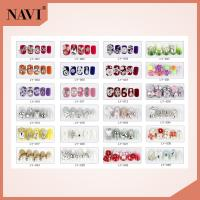 Buy cheap Designed Artificial Nail Tip 3D Luxury and French False Nail Tips from wholesalers